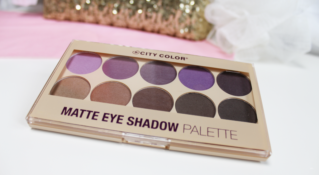 Boozyshop City Color Eye Shadow Palette